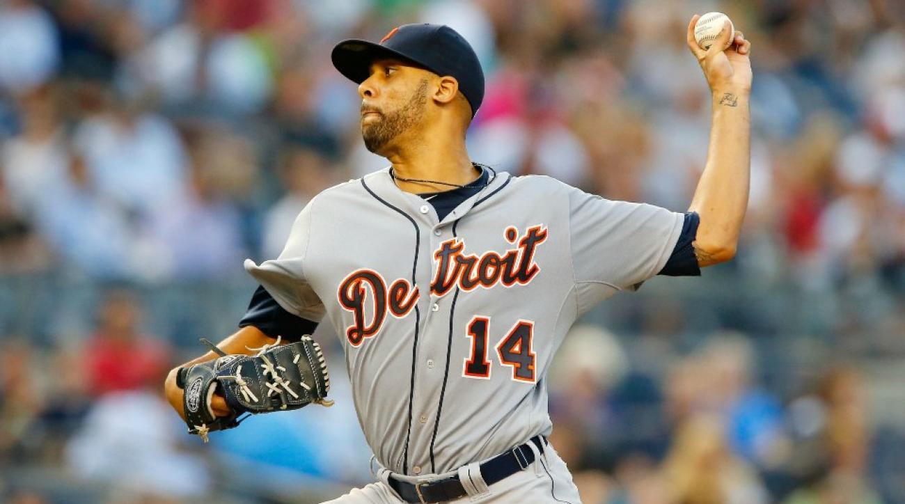 Tigers' Davdi Price explains the Perfect Sit to Jim Rome