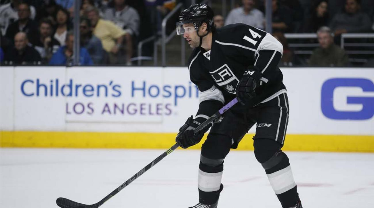 Capitals sign Justin Williams to two-year deal