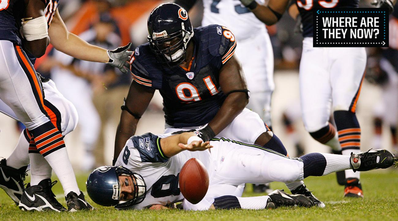Tommy Harris: Where is Chicago Bears star now?