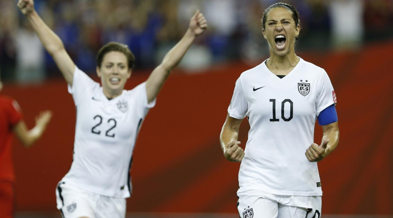 USA vs Japan in Womens World Cup final live stream