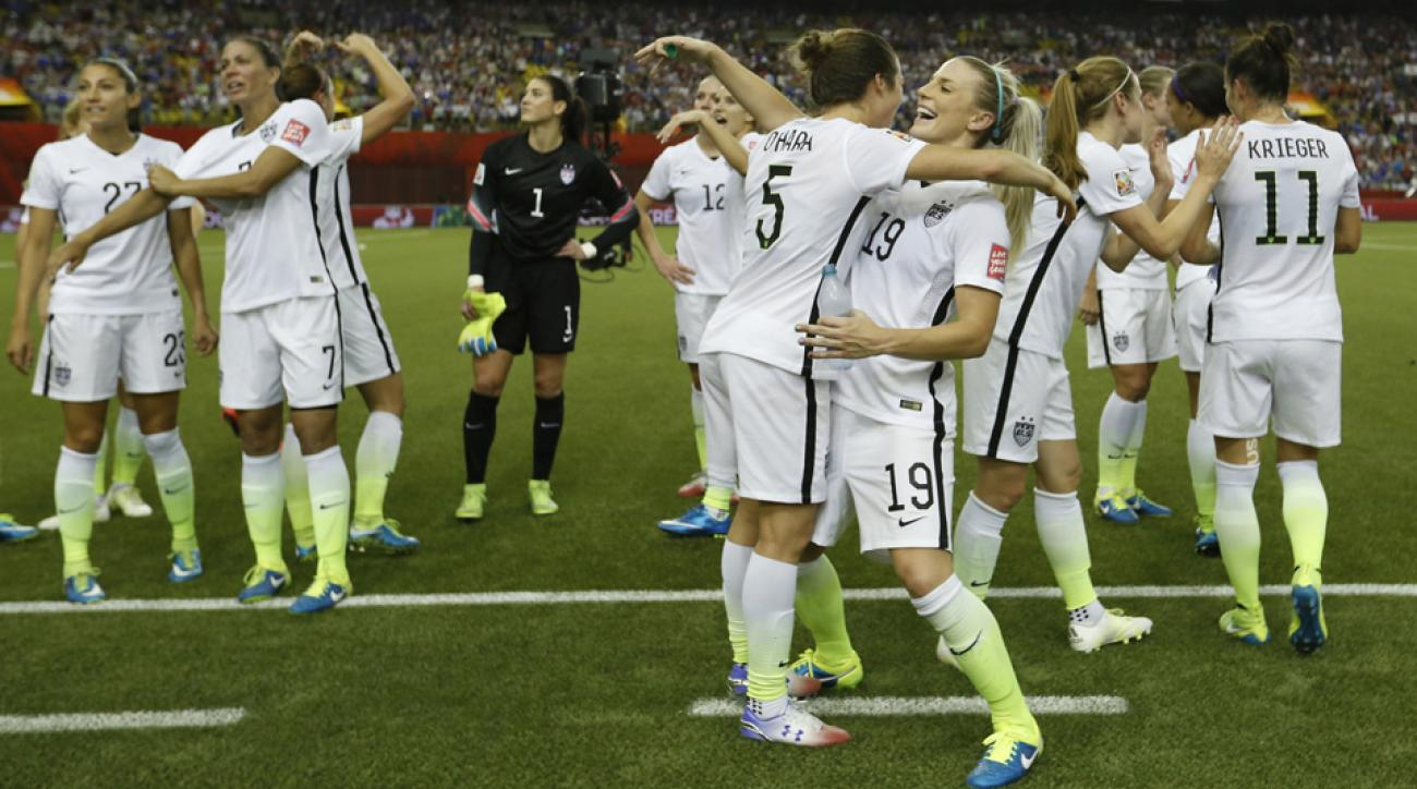 USA will play Japan for the Women's World Cup title once again