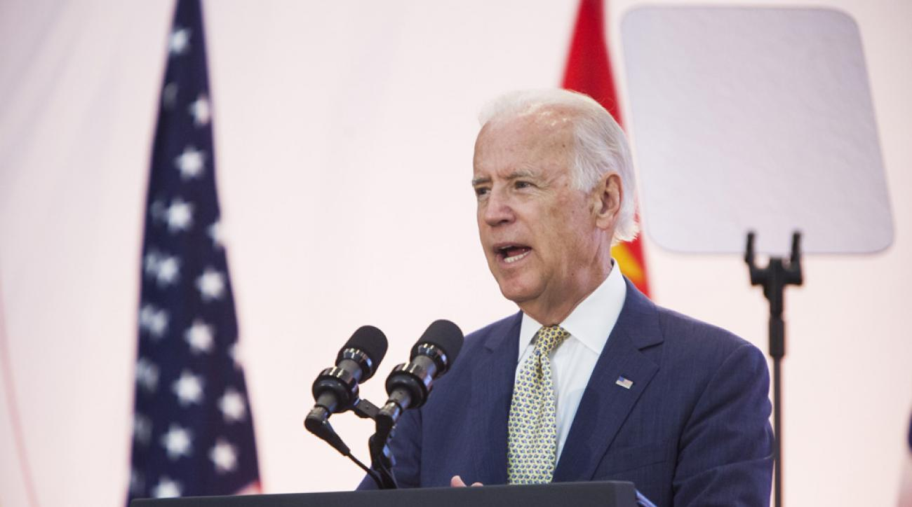 USA Vice President Joe Biden will attend the Women's World Cup final in Vancouver