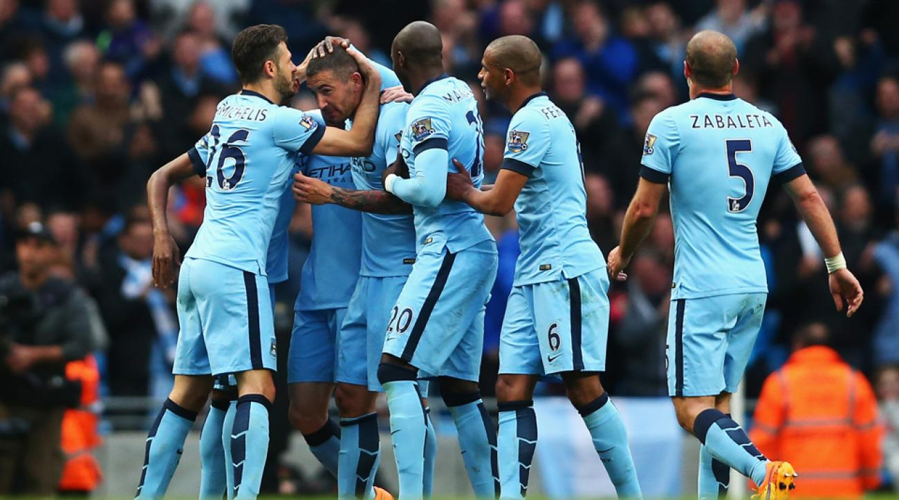 UEFA has lifted Financial Fair Play restrictions on Manchester City, PSG