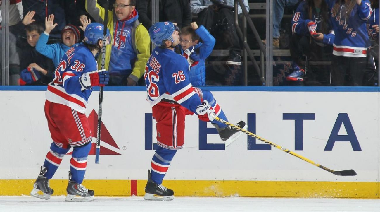 Rangers' Mats Zuccarello wishes a hobbit filled goodbye to Martin St. Louis