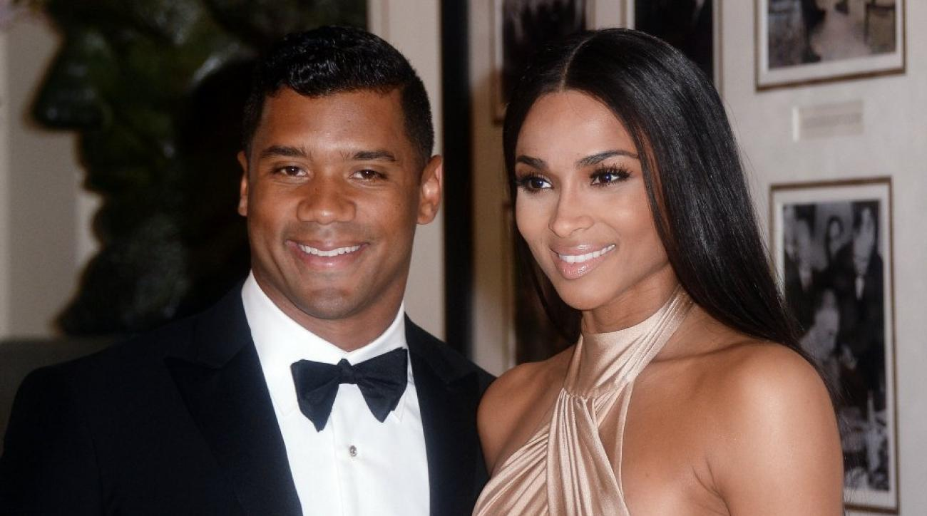 Seahawks' Russell Wilson got in an argument with Ciara over her Tom Brady Fandom