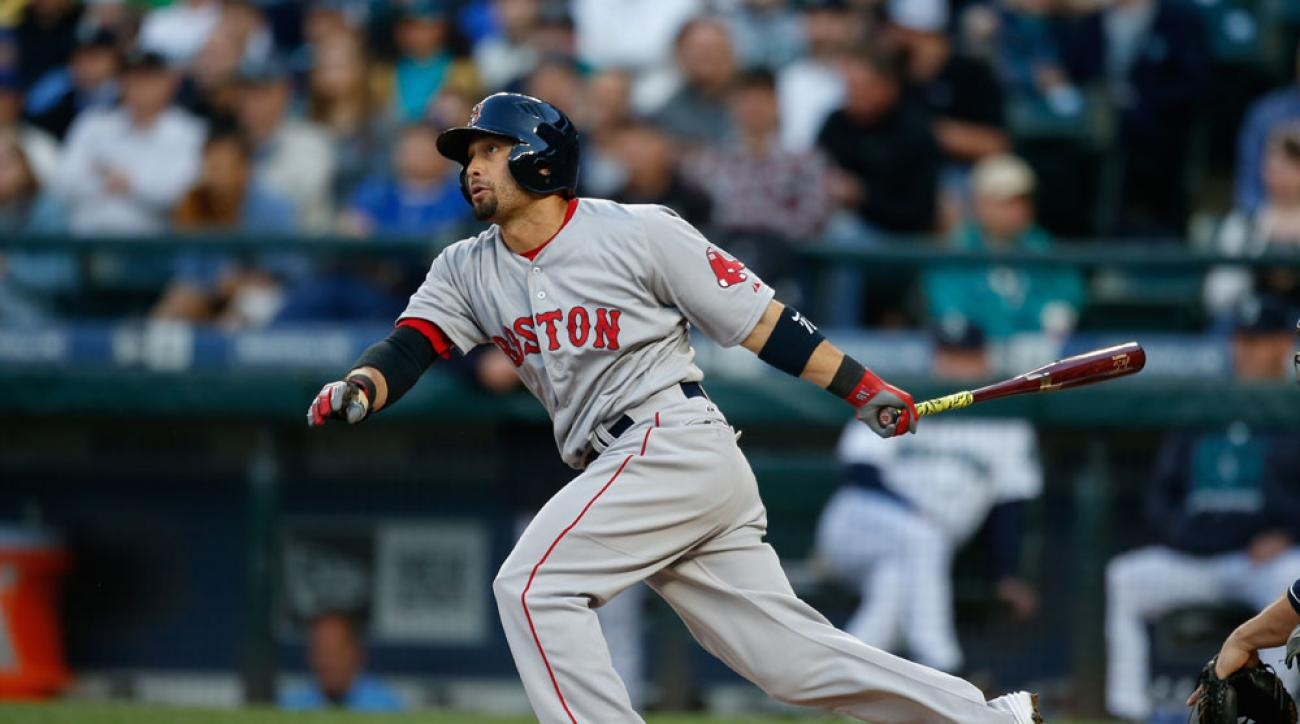 boston red sox shane victorino activated