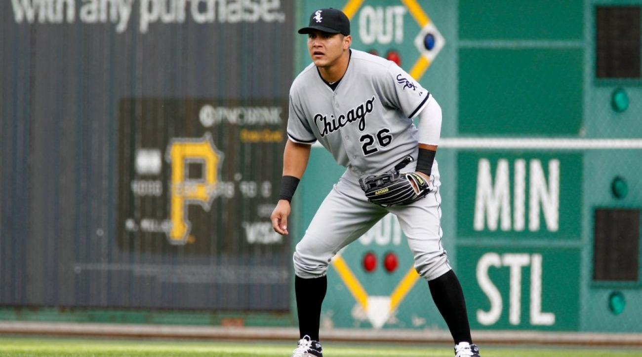White Sox Avisail Garcia robs Orioles Chris Davis of game tying ninth inning home run