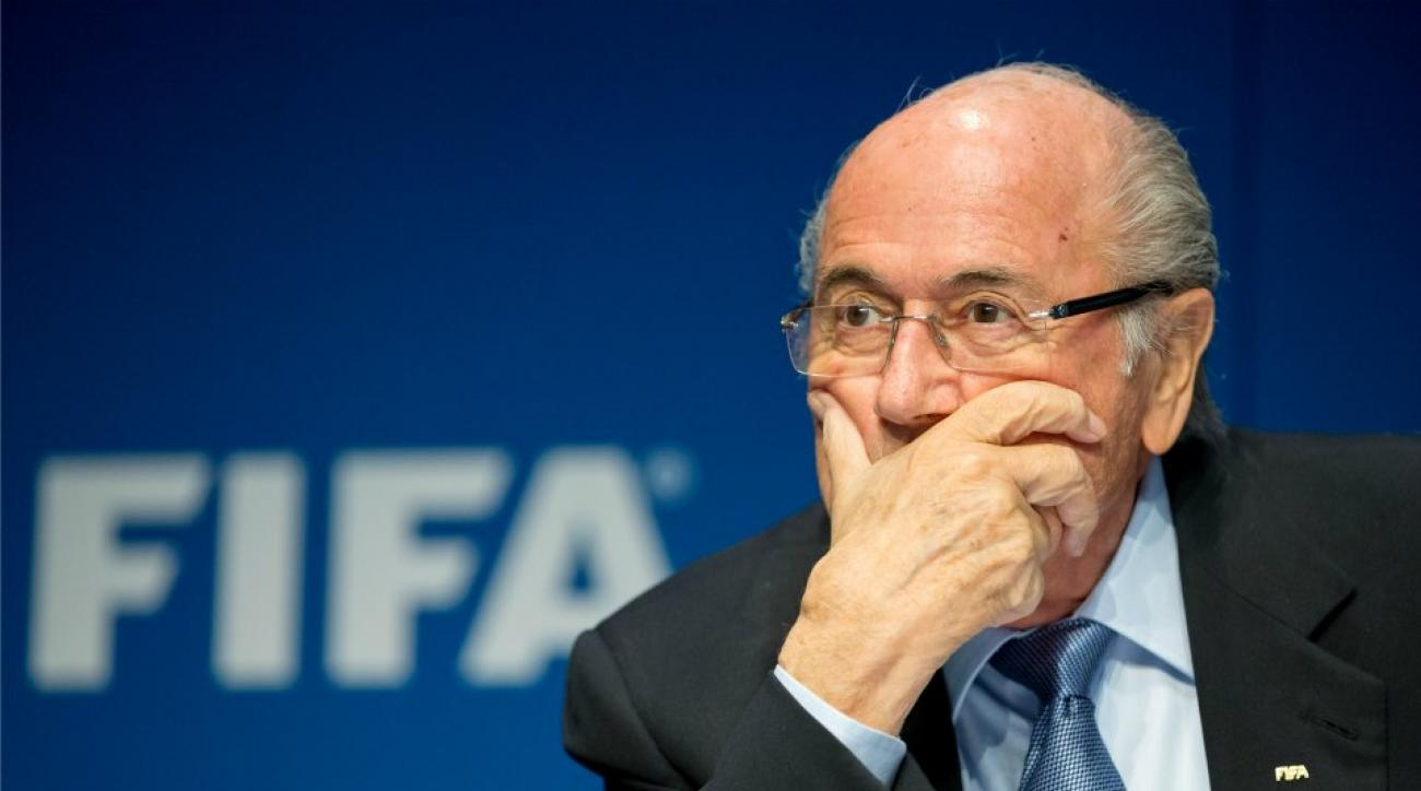 Sepp Blatter says French, German presidents tried to sway World Cup voters