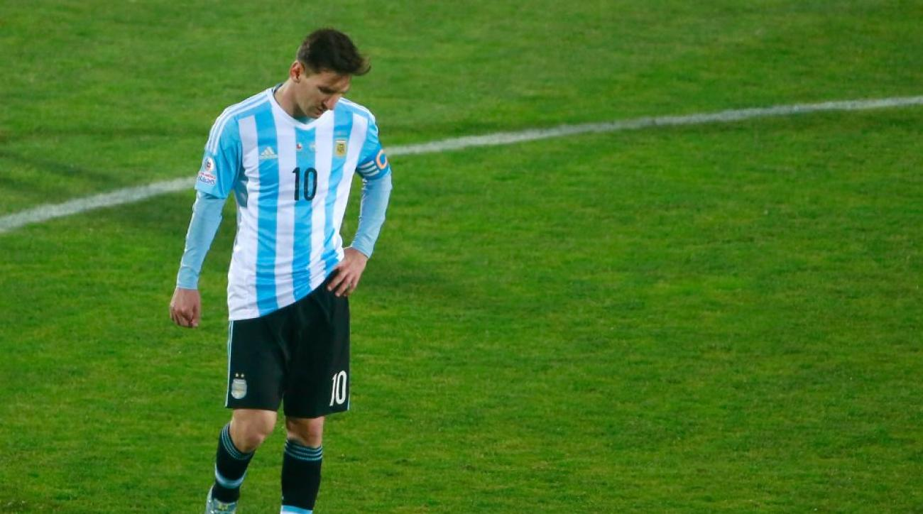 Lionel Messi's brother was attacked at Copa America final