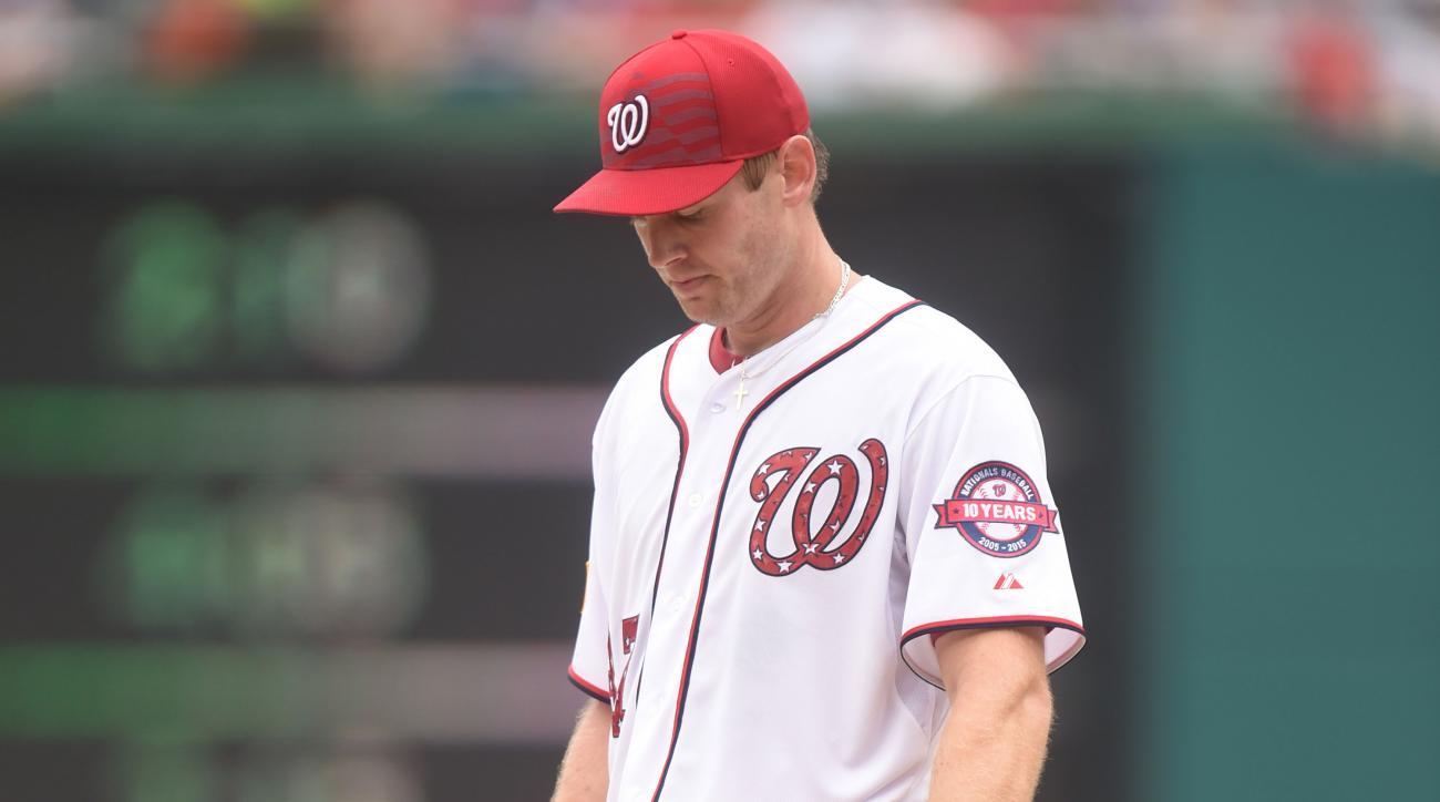 stephen strasburg injury news fantasy nationals update
