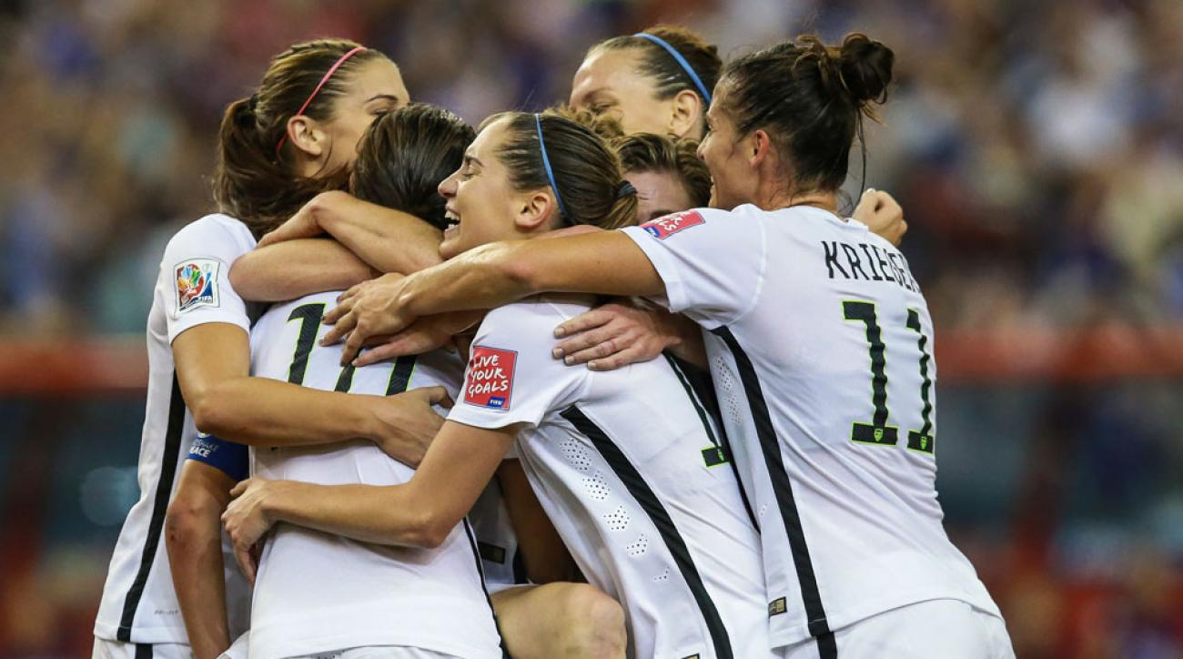 uswnt womens world cup final video