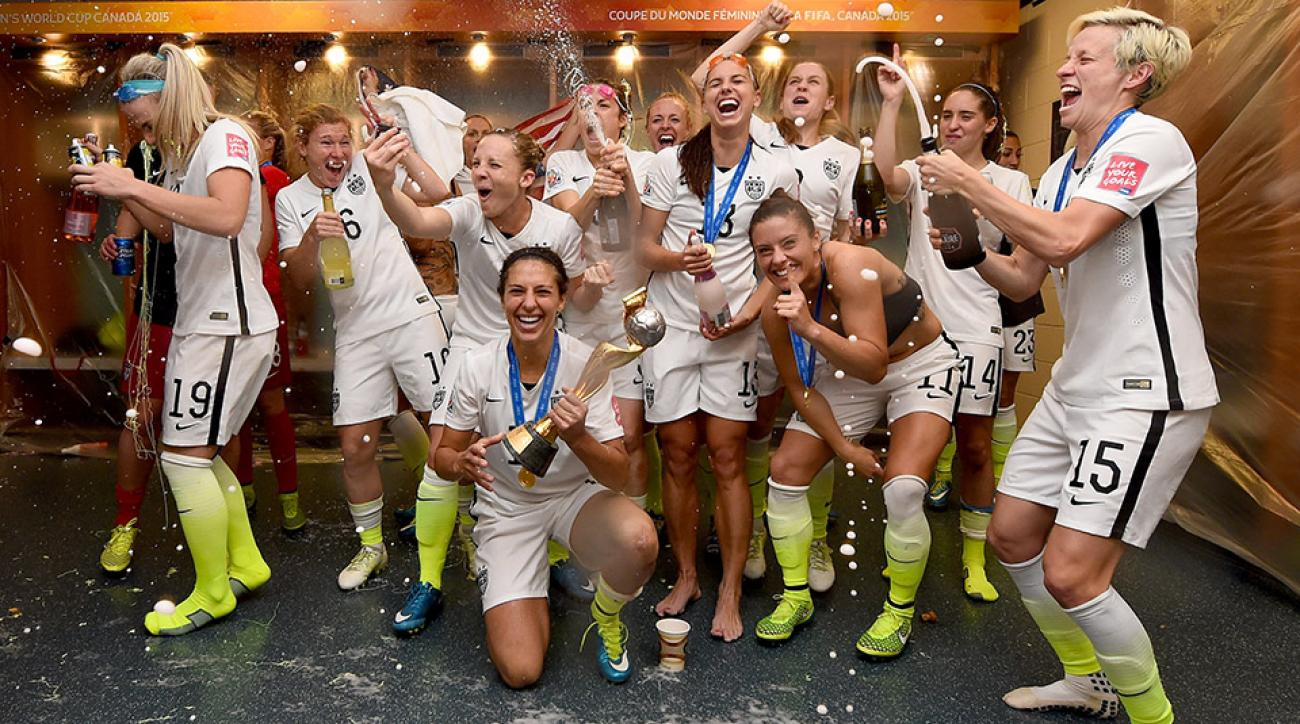 womens world cup usa win twitter reaction