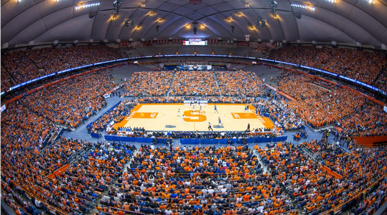 NCAAM attendance rises slightly