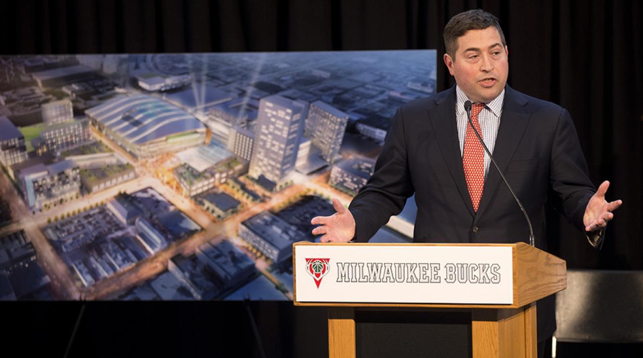 milwaukee bucks relocation seattle las vegas arena funding