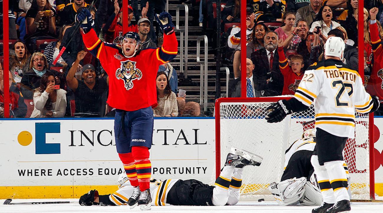 NHL free agency: Bruins sign Jimmy Hayes, Brett Connolly