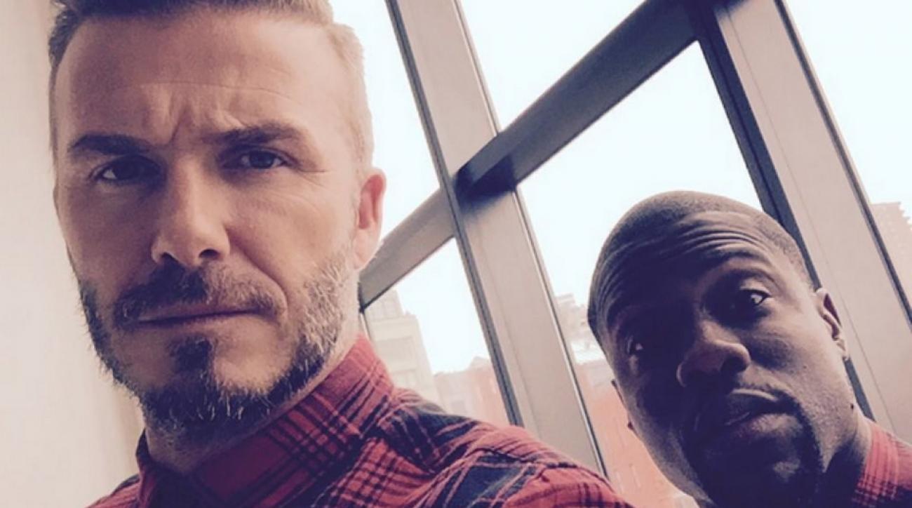 David Beckham, Kevin Hart starring in new H&M ad campaign