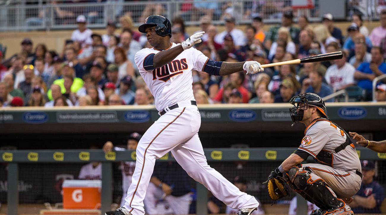 Minnesota Twins Miguel Sano first career HR