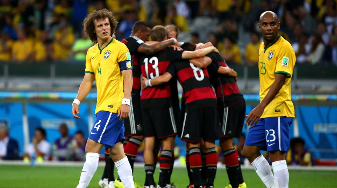 Germany Brazil World Cup semifinal anniversary