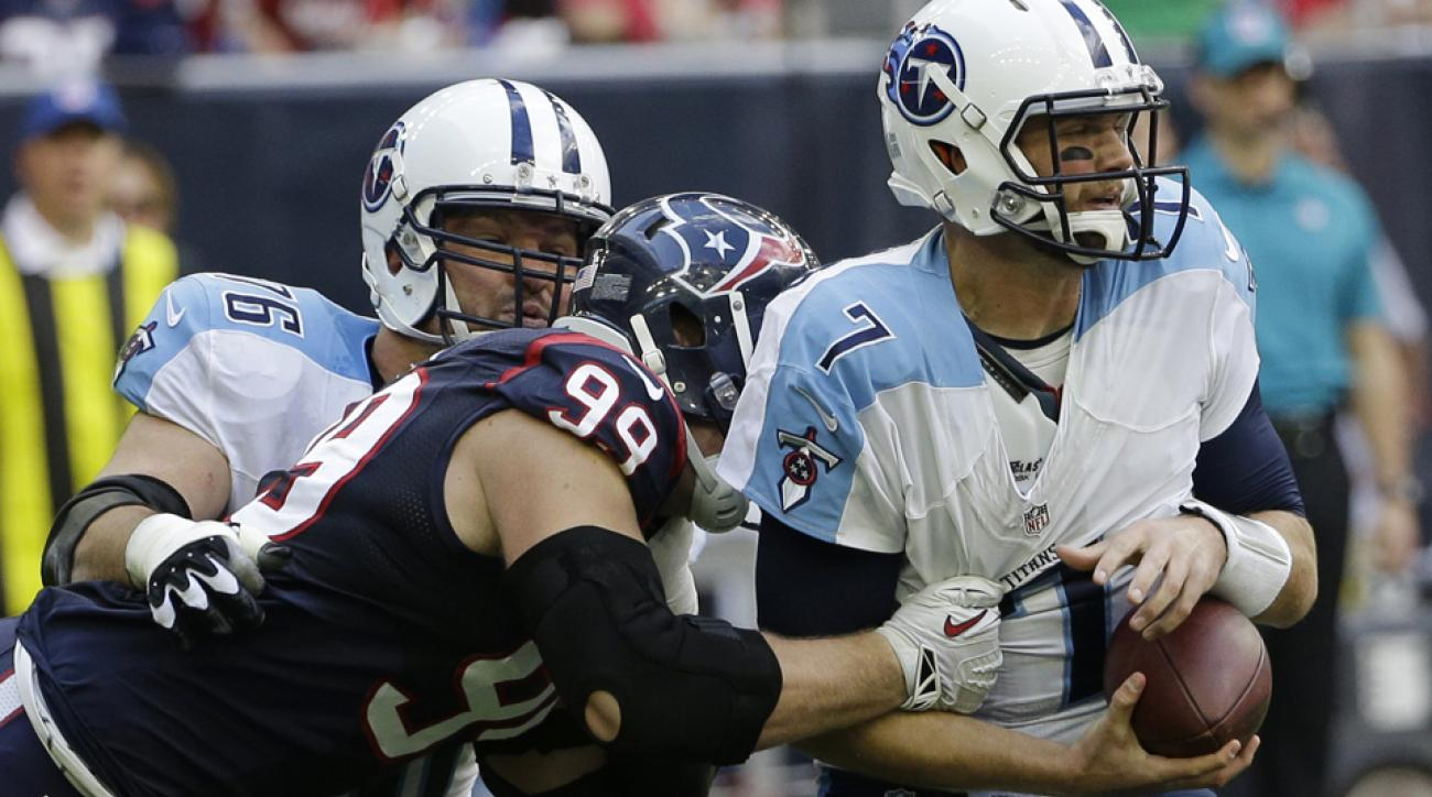 Mettenberger calls out Watt's letterman's jacket