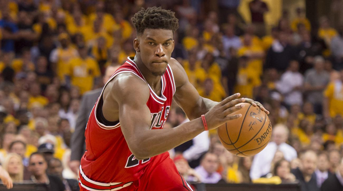 jimmy butler chicago bulls contract extension