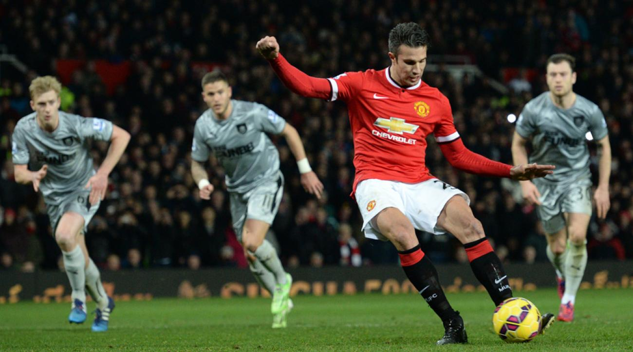 Robin van Persie is in talks with Fenerbahce over a potential move from Manchester United