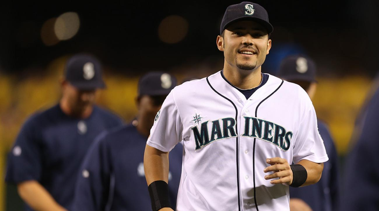 seattle mariners jesus montero promoted majors