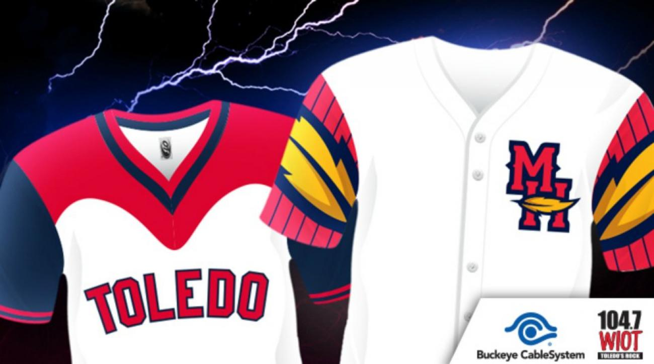 """Toledo Mud Hens hosting a """"Back to the Future"""" double header"""