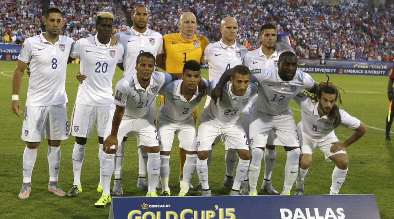 USA down to No. 34 in FIFA rankings