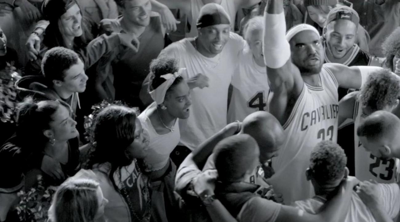 Drake Energy video GIFS LeBron James, Floyd Mayweather