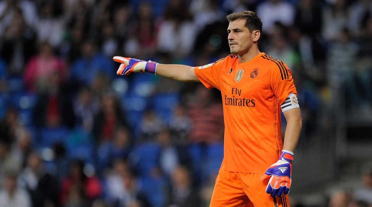 iker casillas transfer real madrid fc porto