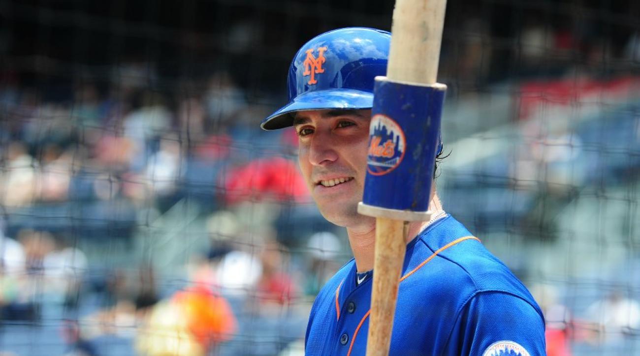 Mets Matt Harvey First home run video
