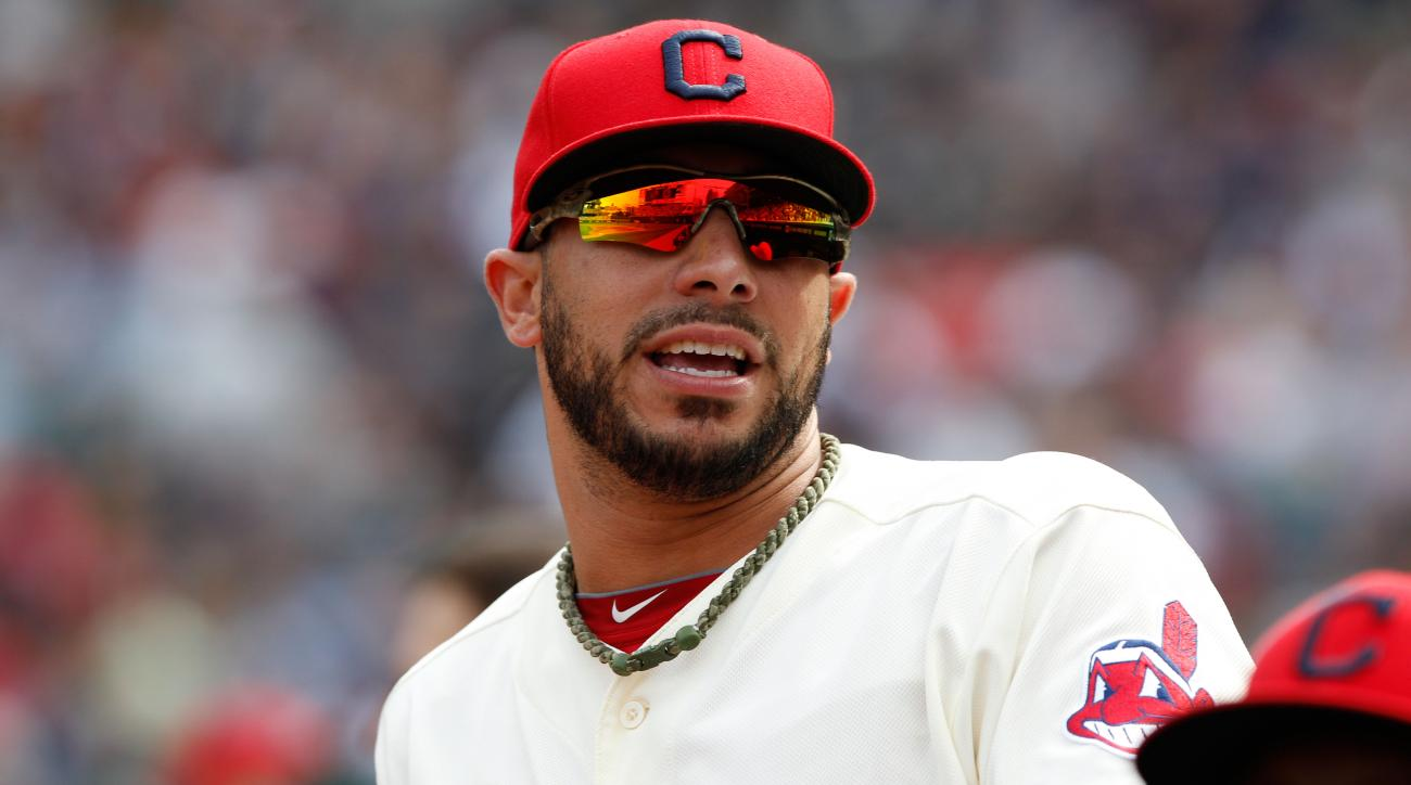 mike aviles indians leukemia daughter family emergency
