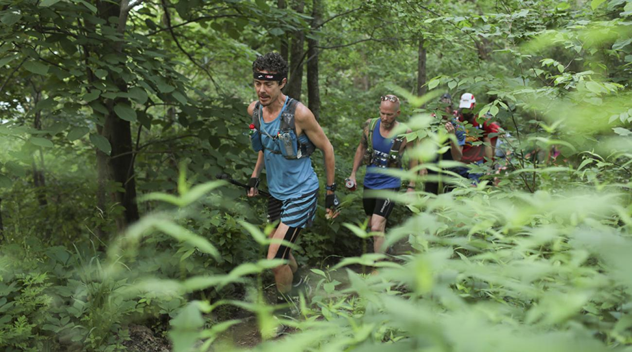 appalachian trail scott jurek speed record