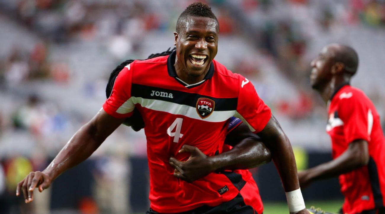 Gold Cup Trinidad and Tobago