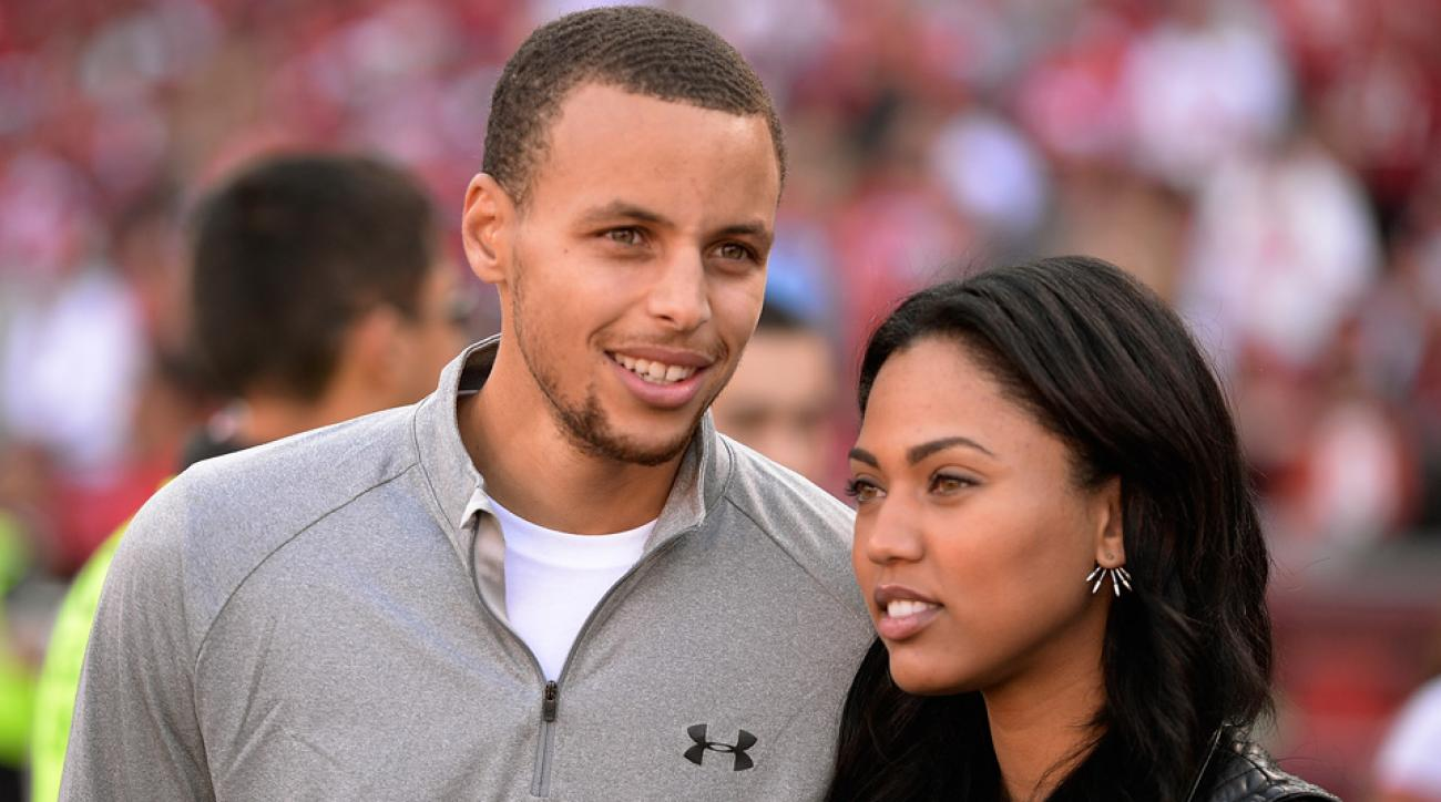stephen curry ayesha second daughter ryan