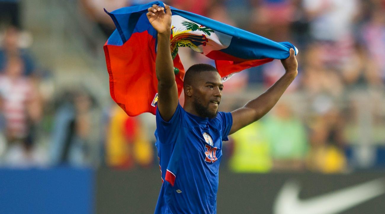 Gold Cup 2015 Haiti Honduras