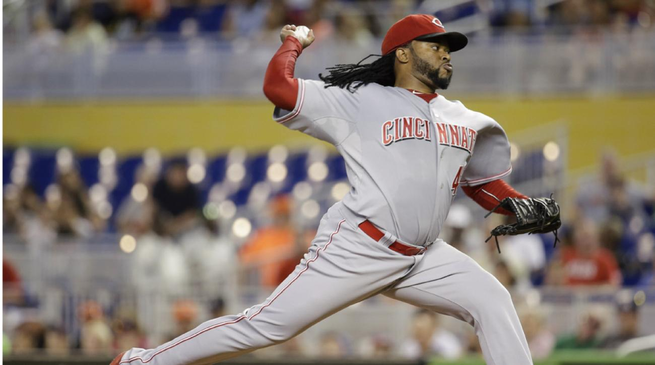 Astros, Blue Jays, Royals interested in Cueto