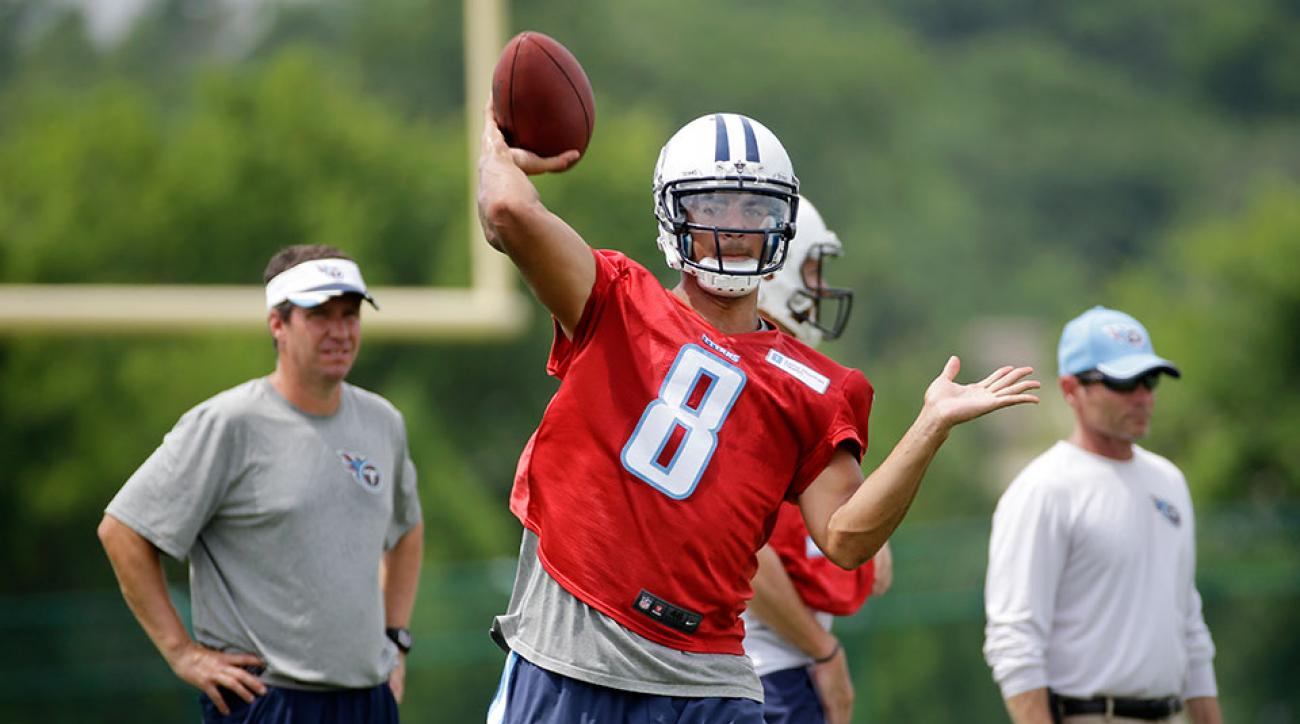 Marcus Mariota Tennessee Titans contract negotiations
