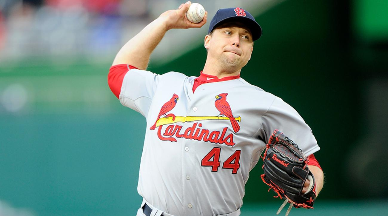 mlb all star game cardinals trevor rosenthal not available