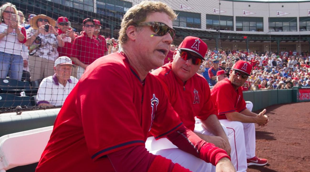 Will Ferrell's spring training documentary Ferrell Takes The Field Clip