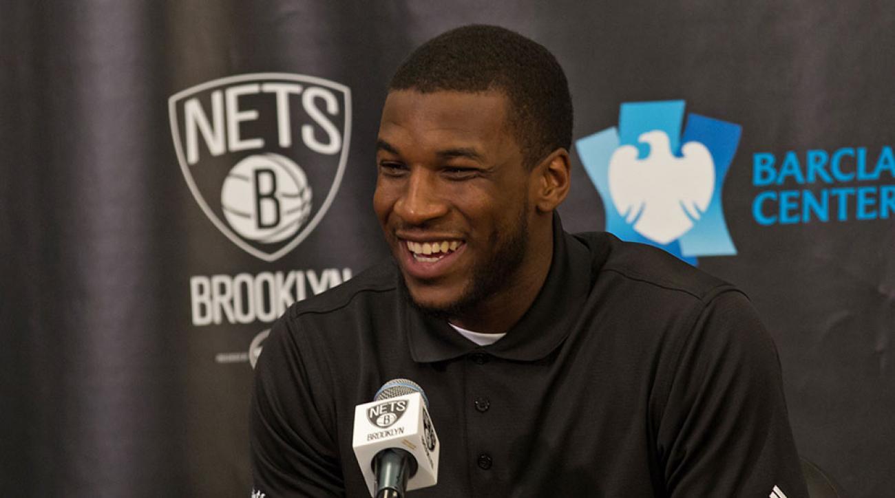 Brooklyn Nets Thomas Robinson knee surgery