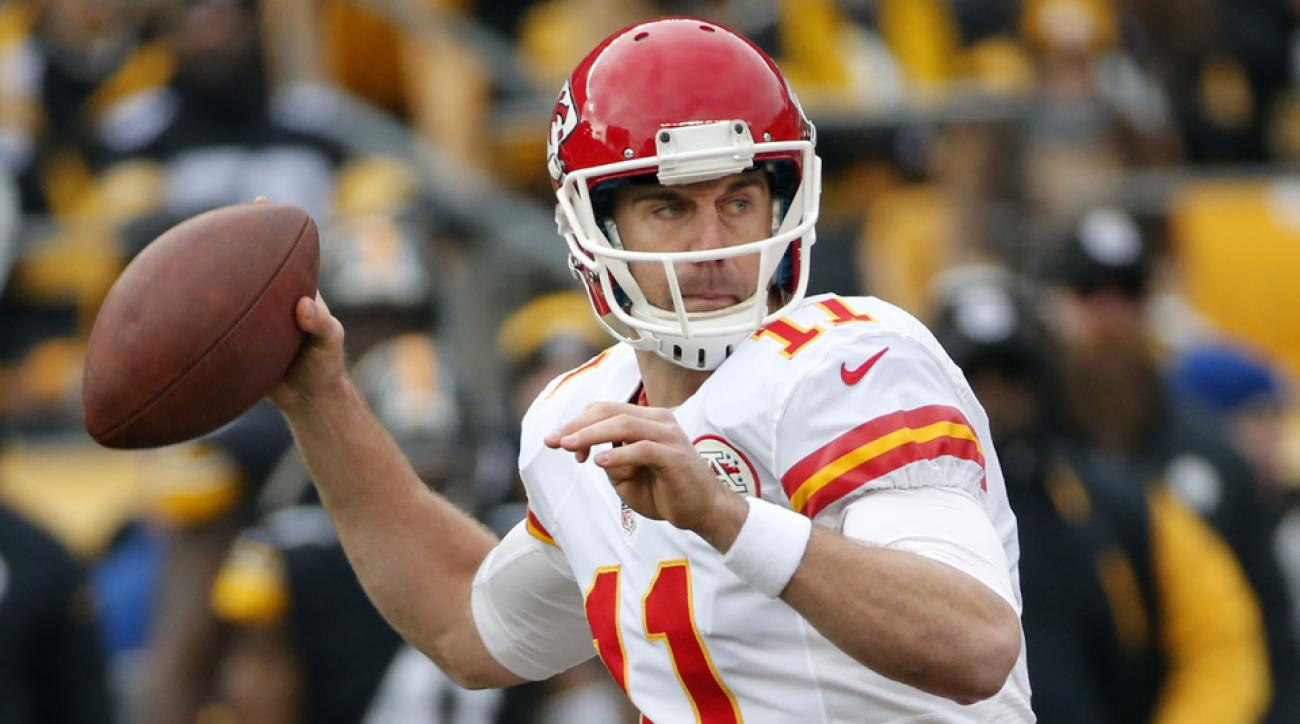 Alex Smith comments on 49ers roster