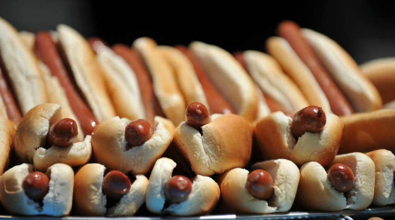 MLB All-Stars on whether or not a hot dog is a sandwich