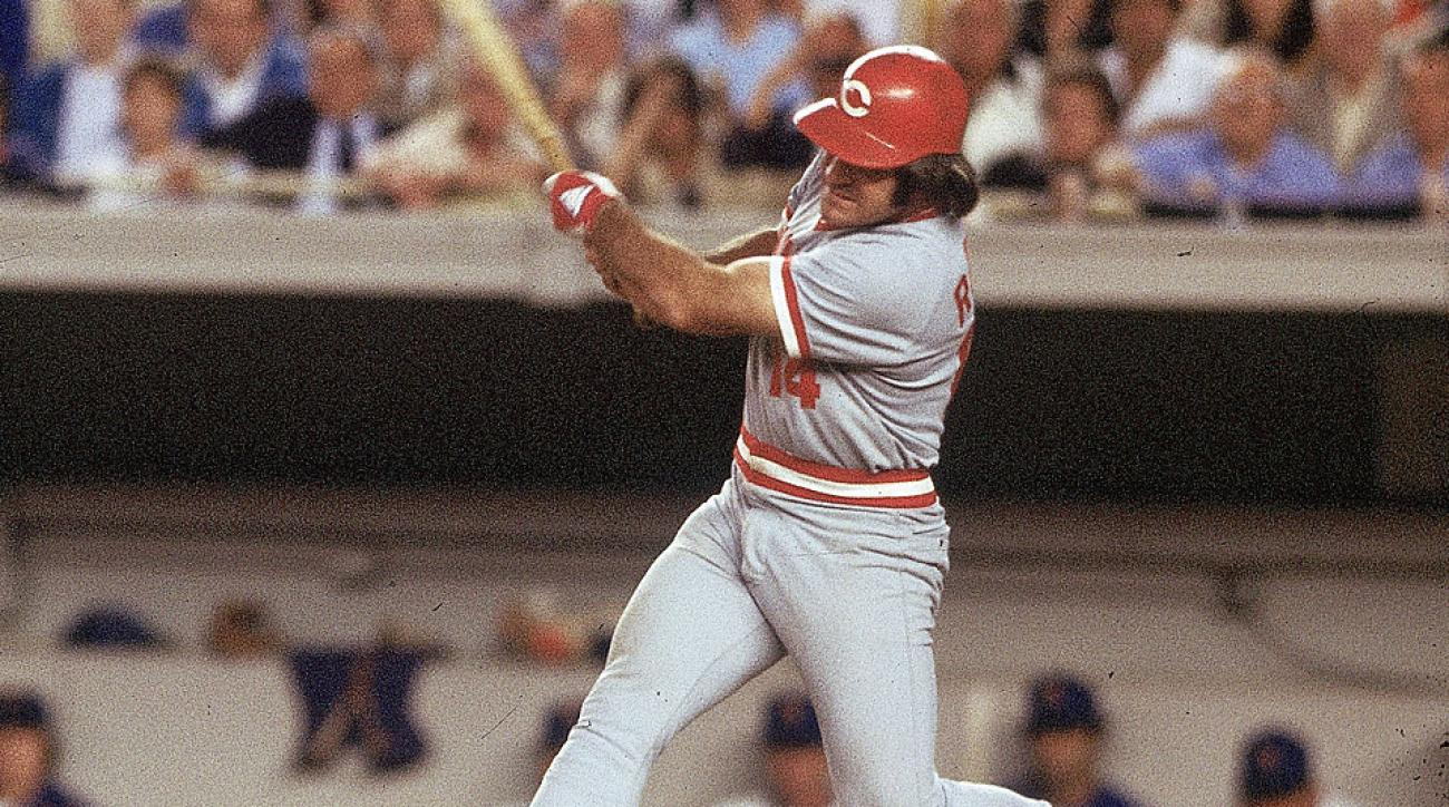 Pete Rose, Cincinnati Reds