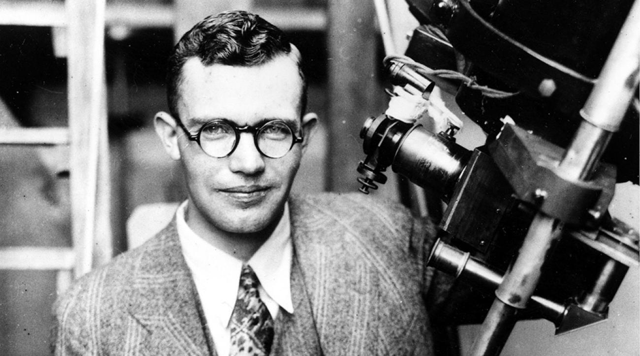 pluto dodgers clayton kershaw uncle clyde tombaugh
