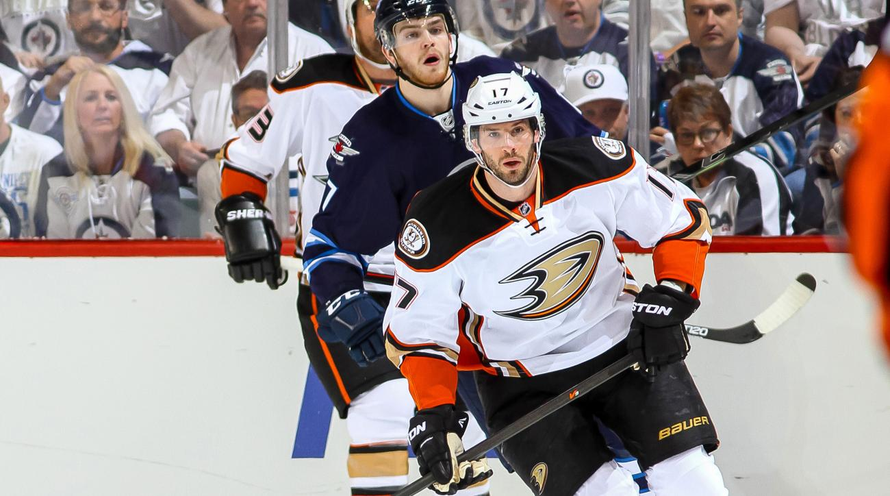 ryan kesler anaheim ducks extension contract signing