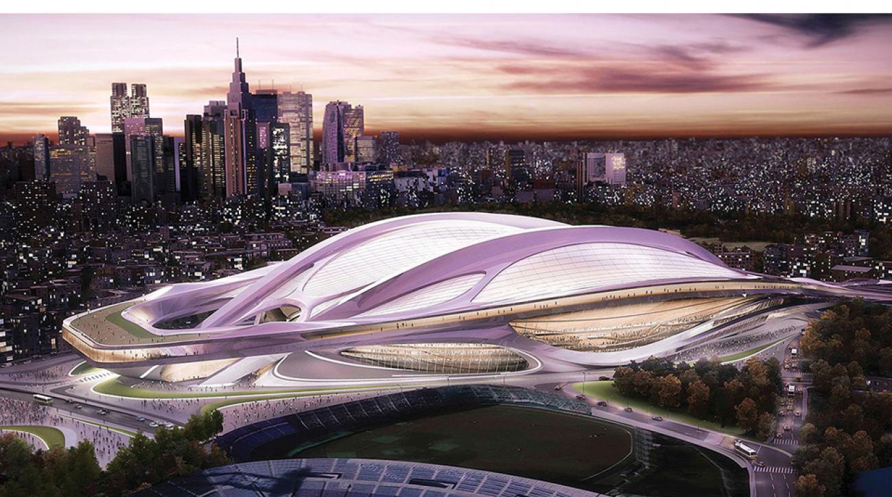Tokyo Olympics Stadium could cost $2 billion