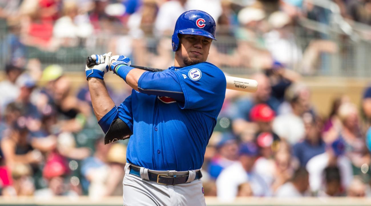 Chicago Cubs recall Kyle Schwarber