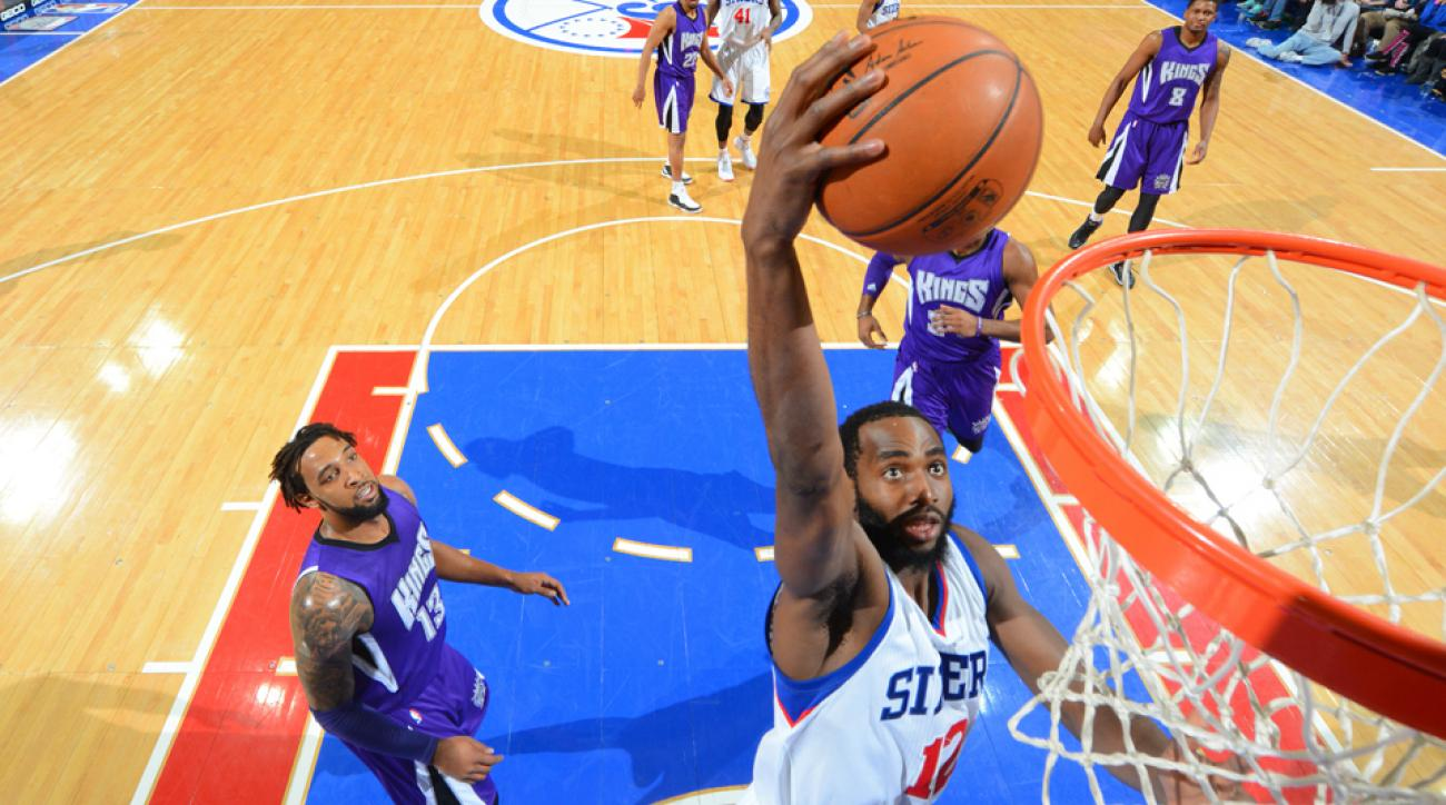 Sacramento Kings void Luc Mbah a Moute contract
