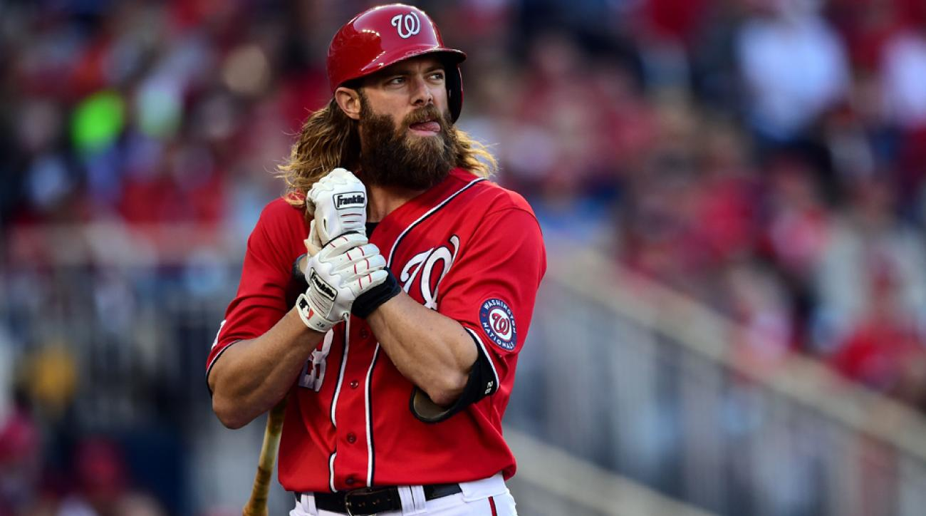 Jayson Werth could be returning for the Washington Nationals soon.